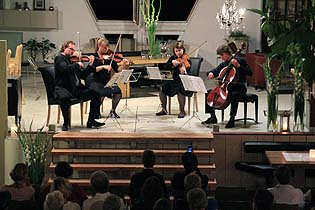 Chamber music concert with Christoph Schickedanz