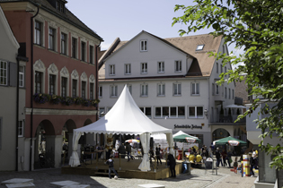 central place Leutkirch